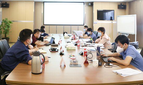合兴实验中心通过CNAS现场复评审及扩项评审