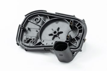 Throttle body cover