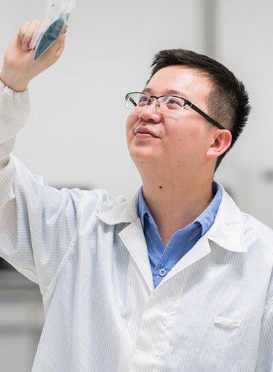 Cao Wei - 실험 센터부