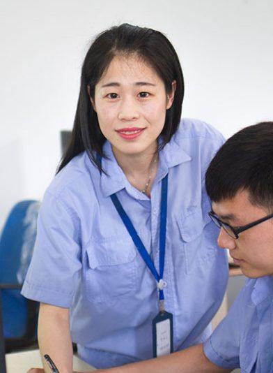Jia Nizi - Research and Development