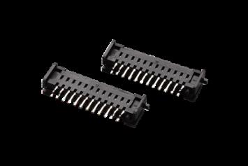 TJC25456 型条形连接器 Flat Cable Connector